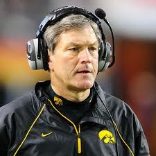 Betting on College Football Coaches: Iowa's Kirk Ferentz