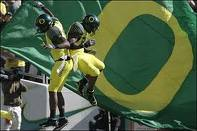 Oregon TD Celebration