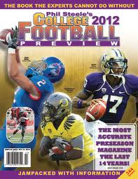 Phil Steele 2012 Northwest Magazine Cover