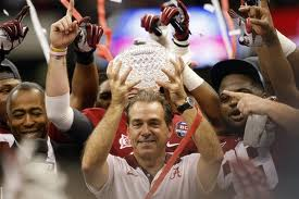 Alabama's Nick Saban
