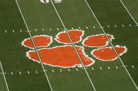 ACC Football - Clemson Tiger Paw