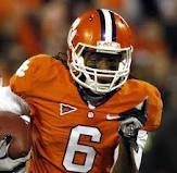 ACC Football - Clemson WR DeAndre Hopkins