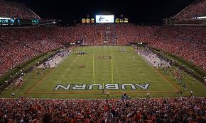 College Football Win Totals - Jordan Hare Stadium