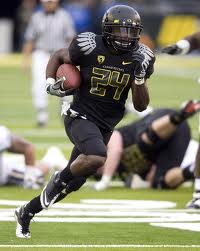Oregon Football - Kenyon Barner