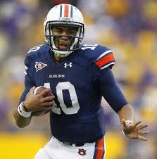 College Football Win Totals - Auburn QB Kiehl Frazier