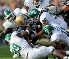 Big 10 Football - Michigan State D
