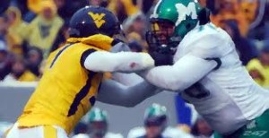 Big 12 Football - Marshall v West Virginia