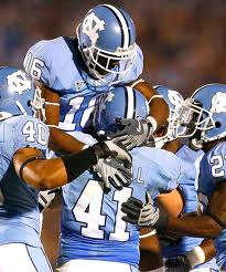 ACC Football - North Carolina Tar Heels