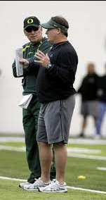 PAC 12 sleeper team - Mike Bellotti & Chip Kelly