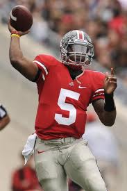 Big 10 Football - Braxton Miller
