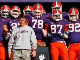 2012 college football win totals - HC Dabo Swinney