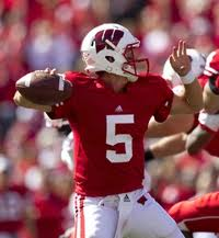 Big 10 Football - Wisconsin QB Danny O'Brien
