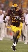 2012 college football win totals - ASU RB Deantre Lewis