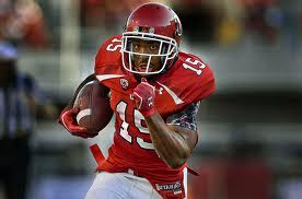 PAC 12 Football - Utah RB John White