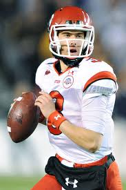 2012 college football win totals - Utah QB Jordan Wynn