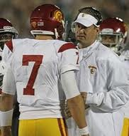 PAC 12 - USC HC Lane Kiffin