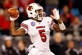 Big East Football - Louisville QB Teddy Bridgewater
