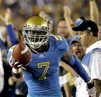 2012 college football win totals - UCLA's Tevin McDonald