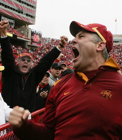 Trap Games - Iowa State HC Paul Rhoads
