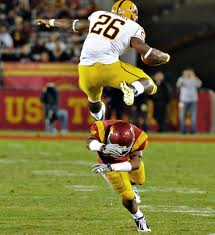 2012 PAC 12 Preview - ASU RB Cameron Marshall