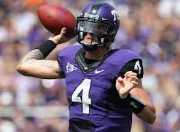 2012 Big 12 Preview - TCU QB Casey Pachall
