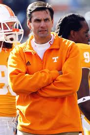 2012 college football win totals - Tennessee HC Derek Dooley