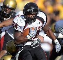 2012 Big 12 Preview - Texas Tech RB Eric Stephens