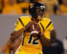 Against the spread winners - West Virginia QB Geno Smith