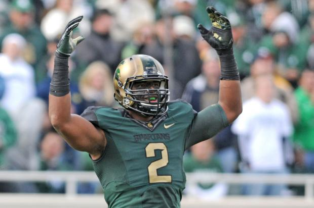 2012 Big 10 Preview - MSU DE William Gholston