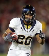 2012 PAC 12 Preview - Cal RB Isi Sofele