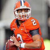 2012 Big 10 Preview - Illinois QB Nathan Scheelhaase