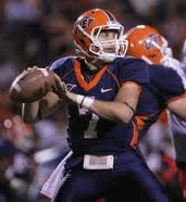 Conference USA Football - UTEP QB Nick Lamaison