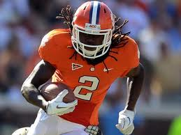 Against the spread winners - Clemson WR Sammy Watkins