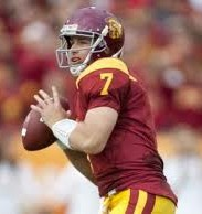 College football Game of the Year lines - USC QB Matt Barkley