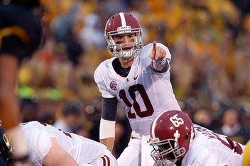 BCS Title Hopes Rests Squarely on Quarterbacks