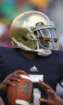 Notre Dame's BCS title odds fall following Golson's dismissal