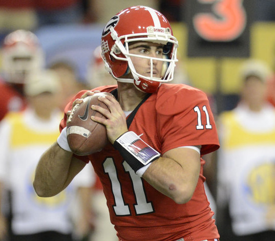 The 5 top SEC red zone offenses return starting quarterback in 2013