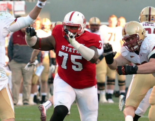 NC State DT T.Y. McGill