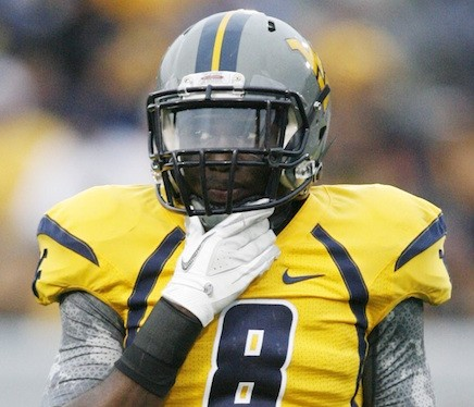 West Virginia safety Karl Joseph (Charles LeClaire-USA TODAY Sports)