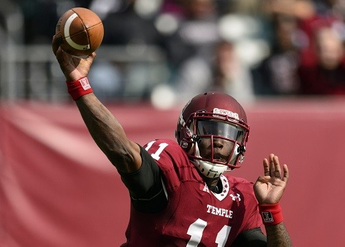 Temple QB P.J. Walker