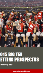 Get a FREE copy of our 2015 BIG TEN Betting Prospectus
